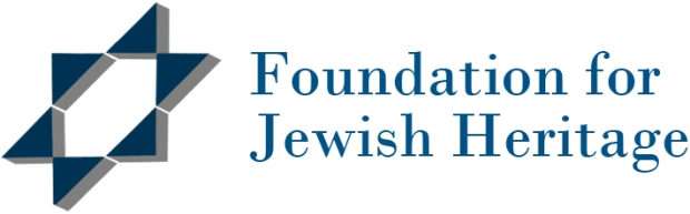 Foundation For Jewish Heritage v2 logo 300dpi