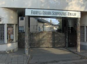 Oskar_Schindler_enamel_factory_in_Kraków_Noa Cafri