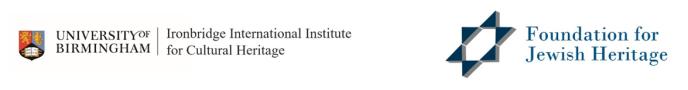 IIICH_FJH Logo